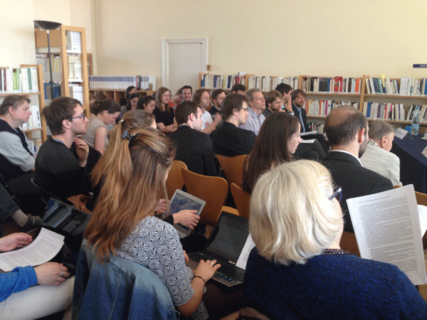 CFP: CEFRES Platform PhD Fellowships