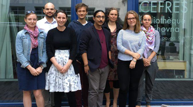AAC – Aides doctorales de la Plateforme CEFRES 2021