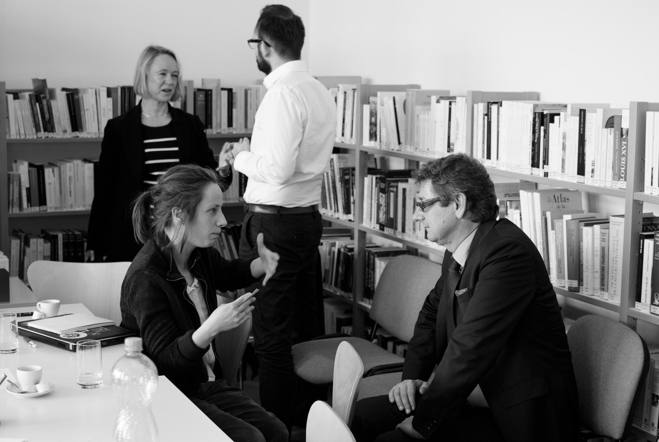 Research Forum in the Czech Republic