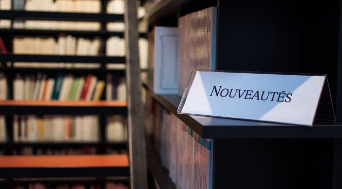Nové přírůstky v knihovně CEFRESu
