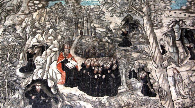 AAC: (Trans)missions: les monastères comme lieux de transferts culturels
